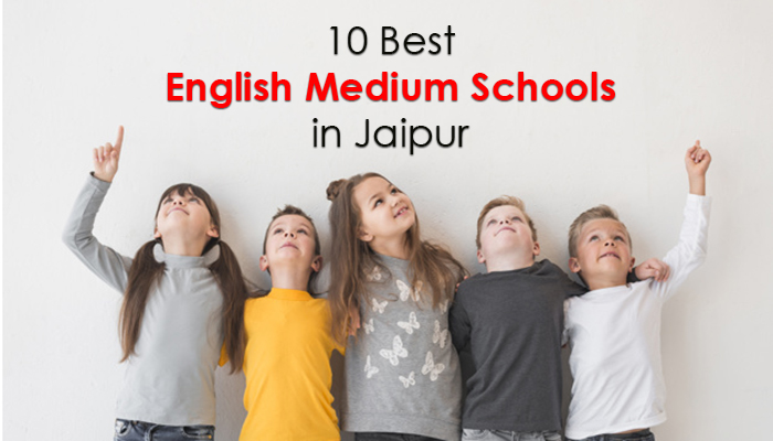 10 Best English Medium Schools in Jaipur