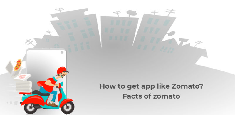 How to get app like Zomato? facts about Zomato funding