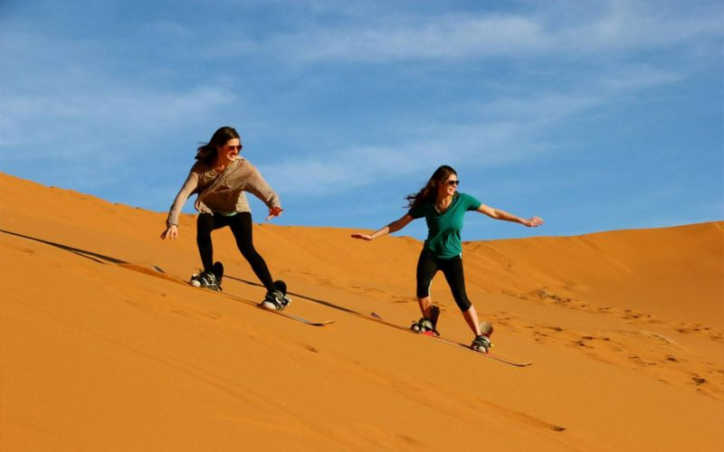 COME TO DUBAI AND VISIT THE DESERT SAFARI