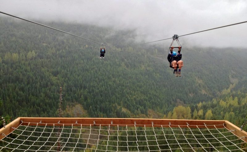 5 AWESOME PLACES TO GO ZIPLINING IN INDIA!