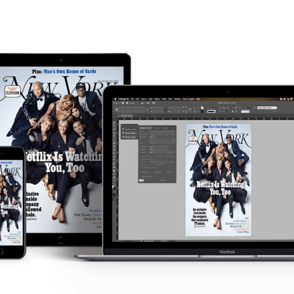Bring your graphic novel alive with InDesign Plugin