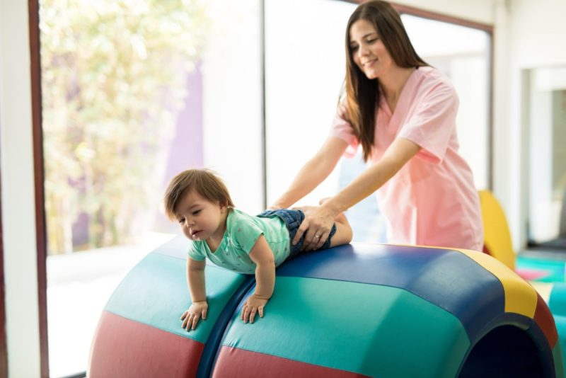 Pediatric Physical Therapist