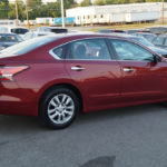 Nissan Altima the Best Car to Start With