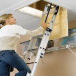 What is different Louisville Aluminum or Louisville Attic Ladder